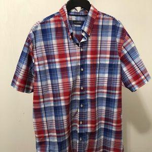 "Van Heusen ""Classic Fit"" Short Sleeve Shirt"
